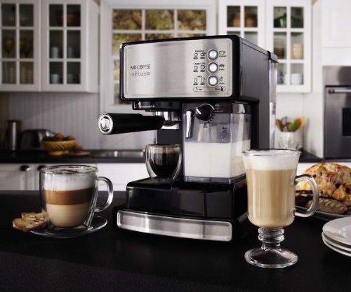 coffee press vs espresso machine