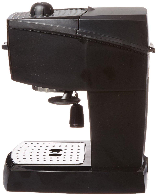 De'Longhi EC155 15 BAR Pump Espresso and Cappuccino Maker