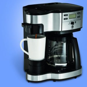 Hamilton Beach 49980Z Single Serve Coffee