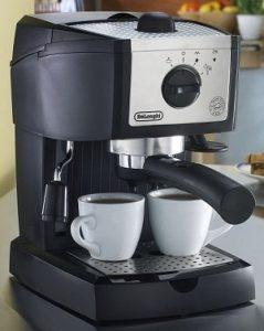 Authentic Italian espresso, fast