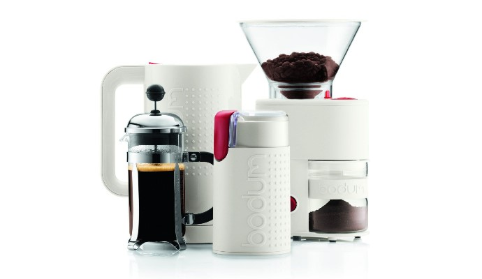 Bodum Bistro Electric Burr Coffee