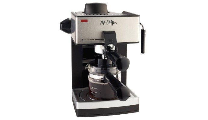ECM160 4-Cup Steam Espresso Machine