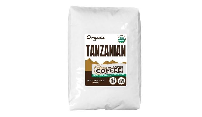 Tanzanian Tarime Organic Coffee