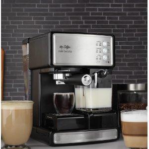 Mr. Coffee Cafe Barista Espresso Maker